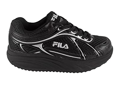 Fila Sculpt N Tone Walking Fitness schwarz Gr. 42: