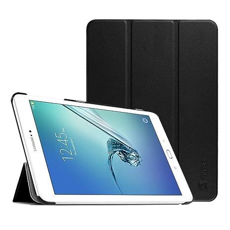 d2974f449c9912 Fintie Samsung Galaxy Tab S2 9.7 Custodia - Ultra Sottile Di Peso Leggero  Tri-Fold