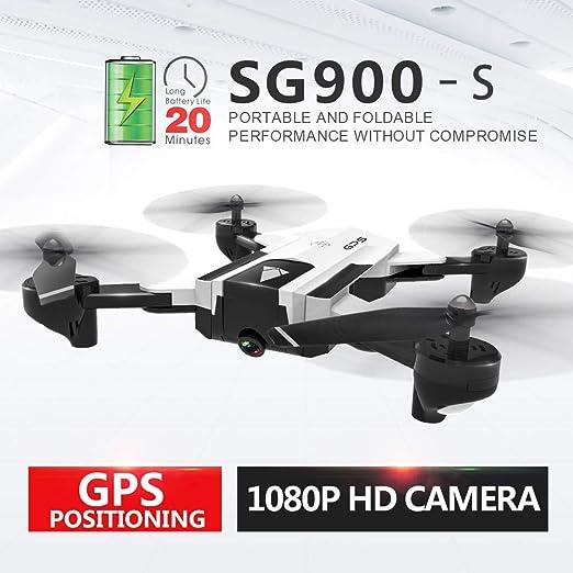 RENYAYA SG900-S GPS Drone con cámara HD 1080P FPV Profesional WiFi ...