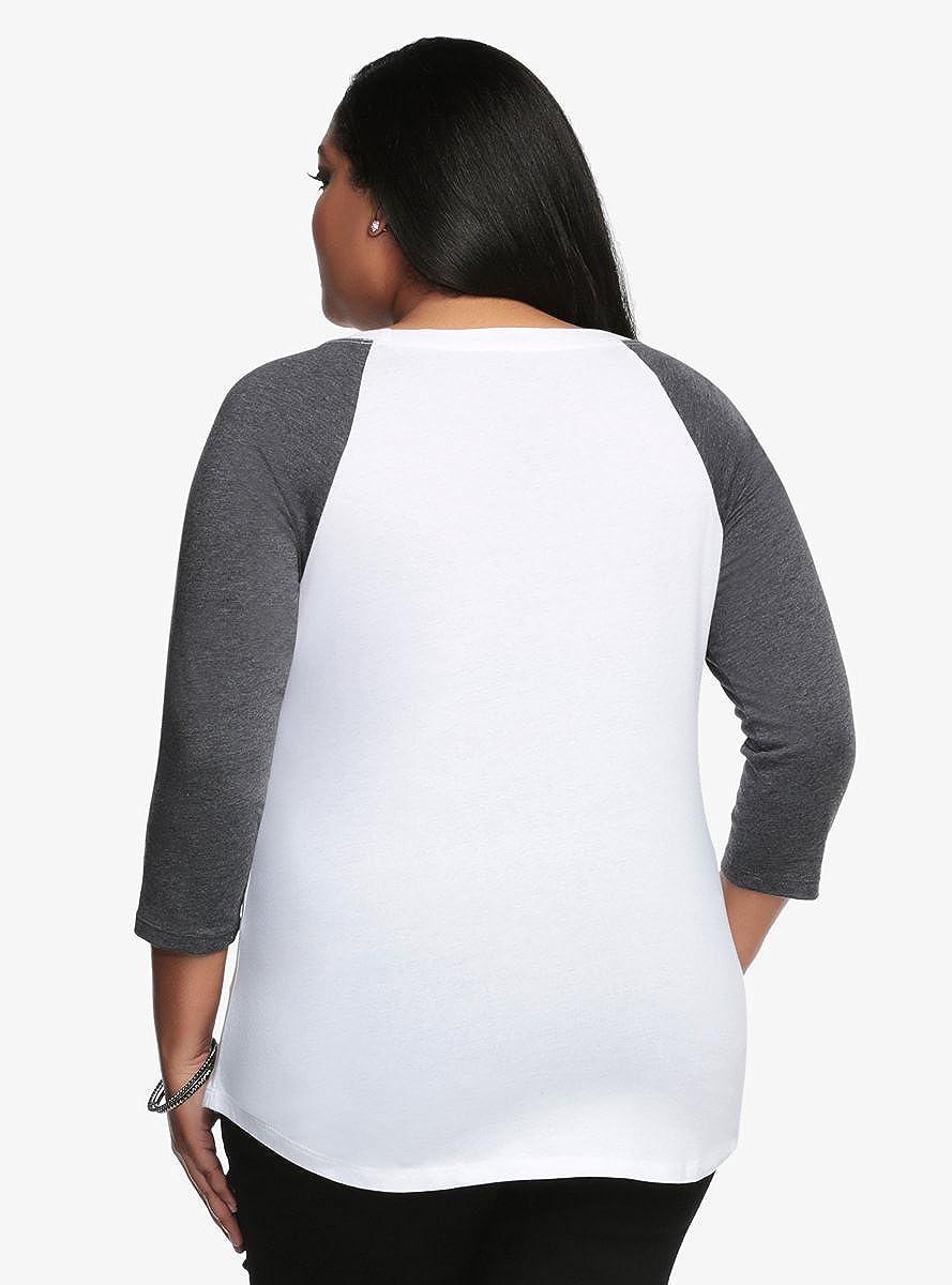 Amazon.com: Torrid Disney Mickey Mouse Raglan Tee: Clothing