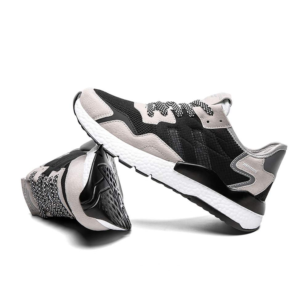 Ahico Running Shoes Men Air Cushion Mens Women Tennis Shoe Lightweight Fashion Walking Sneakers Breathable Athletic Training Sport for Womens