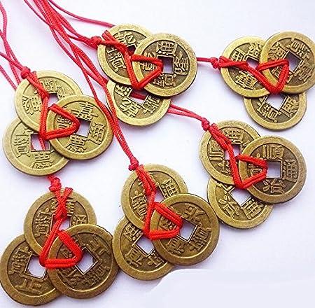 Kingwin 2 Und Erfolg Chinesische Feng Shui Münzen Handmake Kupfer