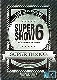 Super Junior Super Show 6 World Tour in Japan (3 DVD Set)
