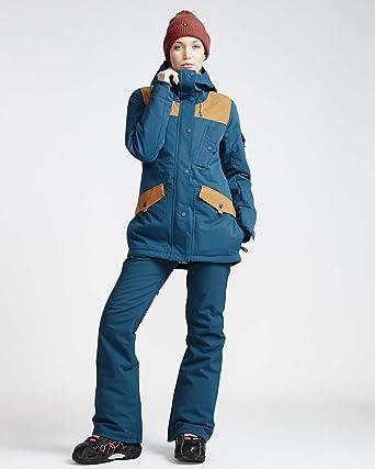 Billabong Terry Pantalon Para Nieve Para Mujer Q6pf09bif9 Amazon Es Ropa Y Accesorios