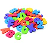 Generic 36 Numbers and Letters puzzle Develop Intelligence toy In The Water bath