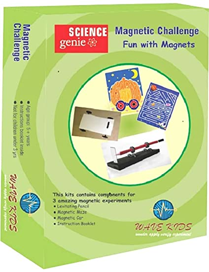 Buy wavekids magnetism do it yourself science kit online at low wavekids magnetism do it yourself science kit solutioingenieria Image collections
