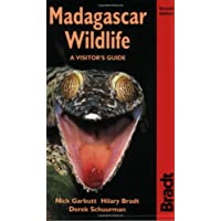 Madagascar Wildlife: A Visitor's Guide (Bradt Travel Guide Madagascar Wildlife)