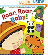 #10: Roar, Roar, Baby!: A Karen Katz Lift-the-Flap Book (Karen Katz Lift-the-Flap Books)