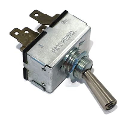 The ROP Shop PTO Switch fits Cub Cadet 1200 1210 1250 1282 1450 1650 1710  1711 1712 1912 1914