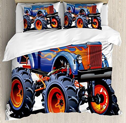 monster truck room decor - 4