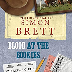 Blood at the Bookies Audiobook