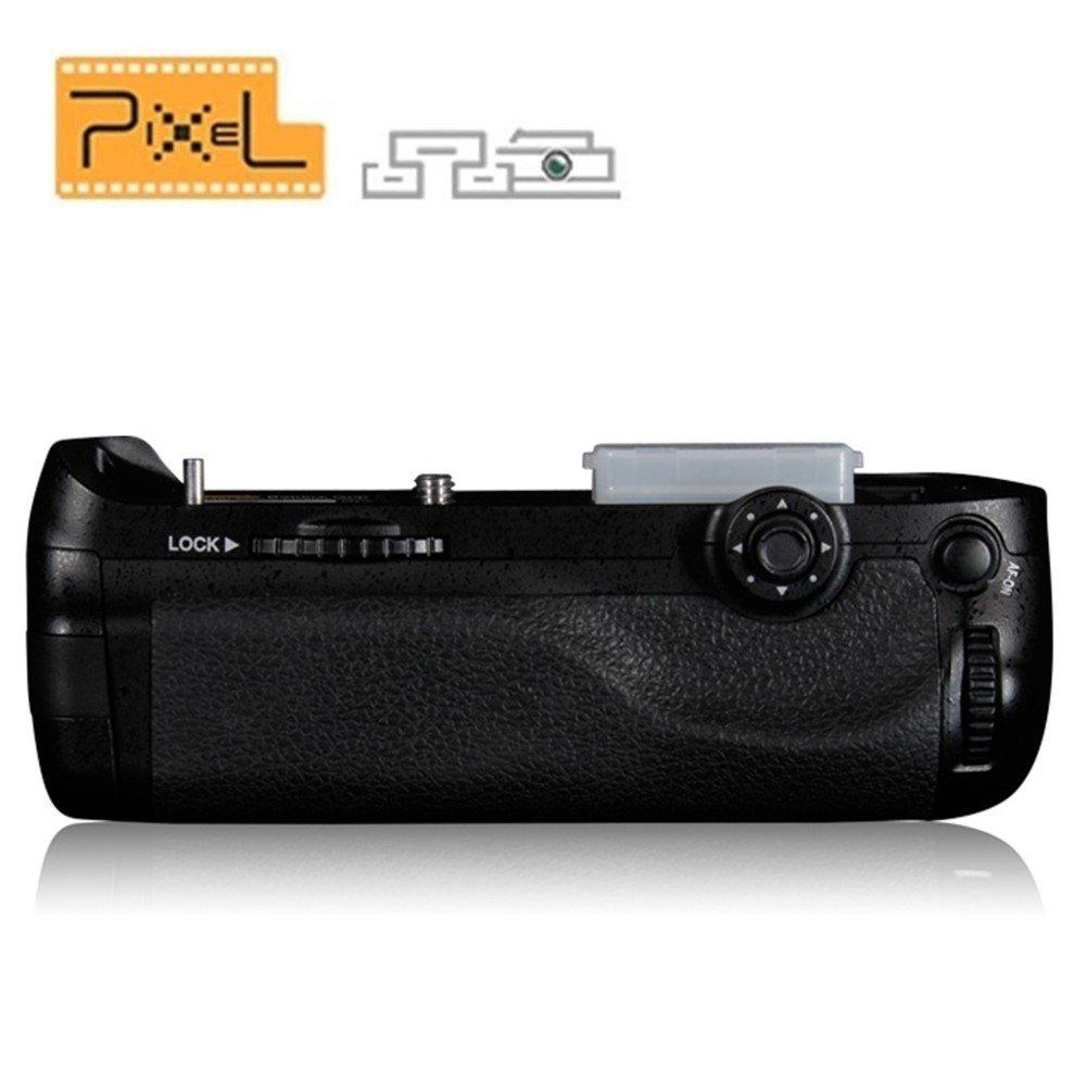 Pixel MB-D12 Empuñadura Batería Grip Power Pack para Nikon D800 D800E D810 Cámara Digital SLR (reemplazo para Nikon D12): Amazon.es: Electrónica