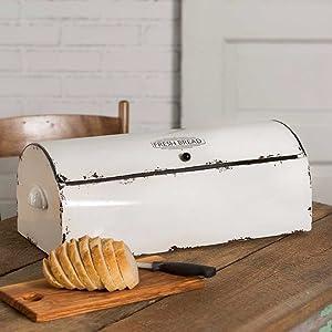 CTW Home Vintage Bread Box