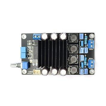 Q-BAIHE STA508 Amplifier Board Digital Amplifier 80W +: Amazon co uk