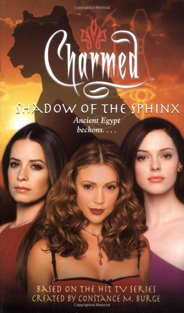 Download Shadow of the Sphinx (Charmed) PDF