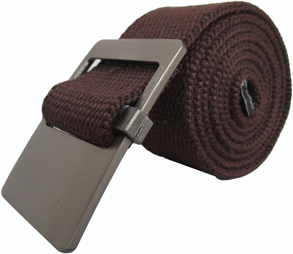 Gardening Spring Mens Military Outdoor Canvas Belt Fast Drying Waist Belt 43