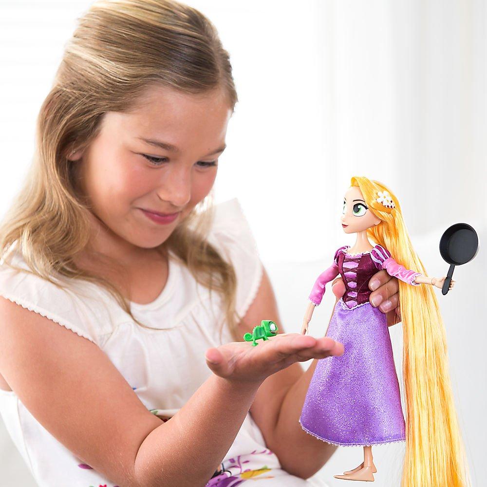 10 Inch 460023584145 Tangled The Series Disney Rapunzel Adventure Doll