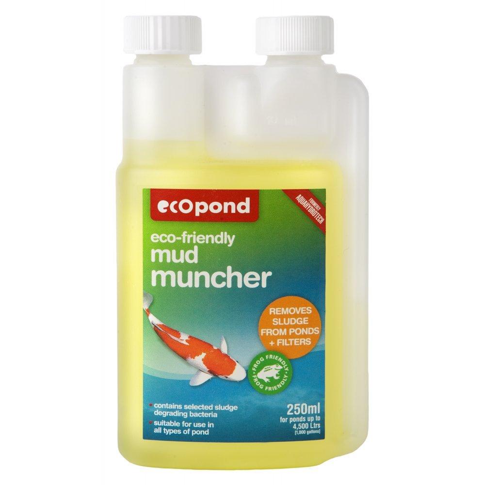 Eco Pond Mud Muncher Sludge Buster Treatment 1 Litre