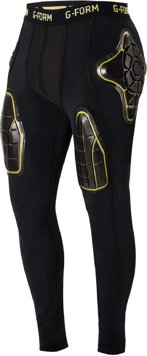 G-Form Pro-X Padded Compression Pants Pro-Motion Distributing - Direct CP0103215