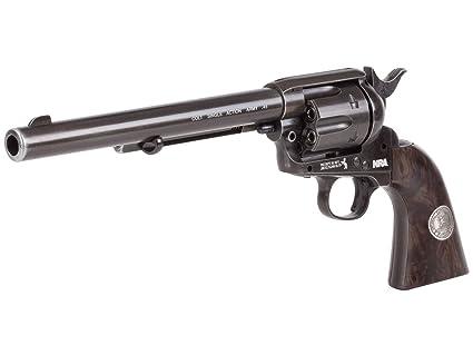 amazon com colt nra peacemaker 7 5 co2 pellet revolver air pistol