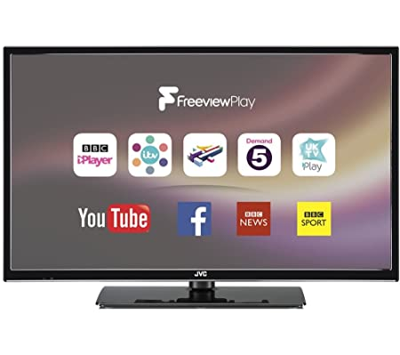 JVC 32 inch Smart LED TV with HD Ready 720p 9d5e0c653