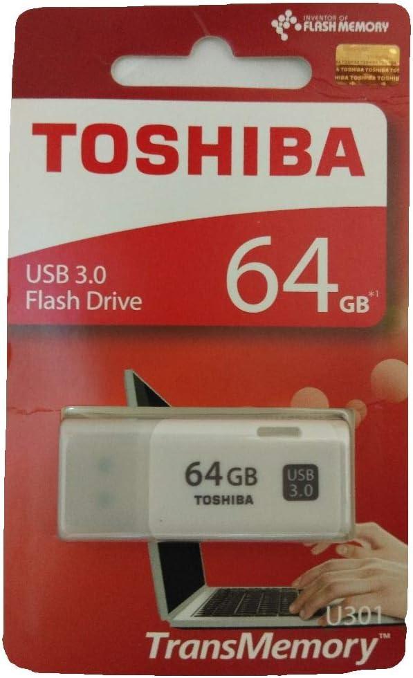Toshiba 64 Gb 64 G Usb 3 0 Flash Disk Transmemory U301 Hayabusa 3 0 Usb3 0 Flash Drive Usb Stick Computer Zubehör