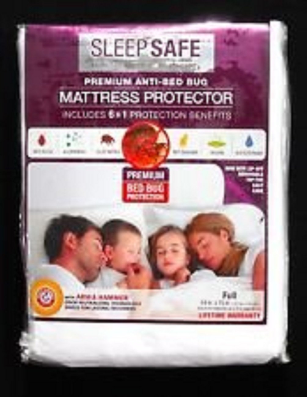 Amazon Com Sleep Safe Premium Anti Bed Bug Mattress Protector