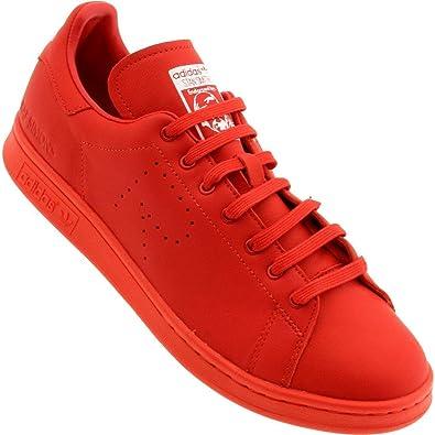b1991ccf5f75 Adidas Raf Simons Stan Smith Red B24050 (SIZE  9)