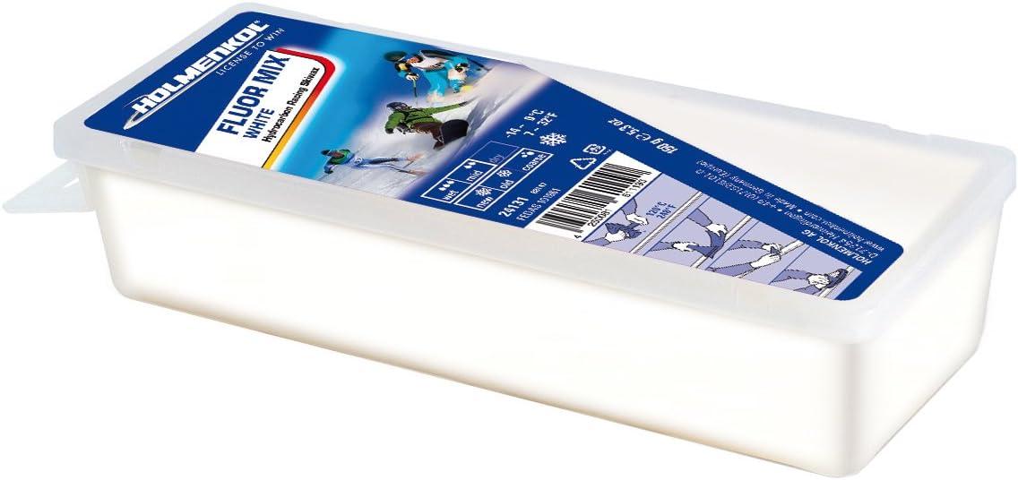 150 grams Holmenkol Fluor Mix White