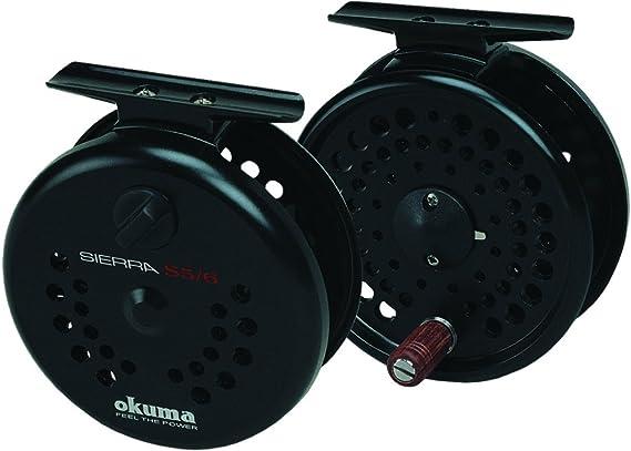 OKUMA Sierra Diecast Aluminum Fly Reel