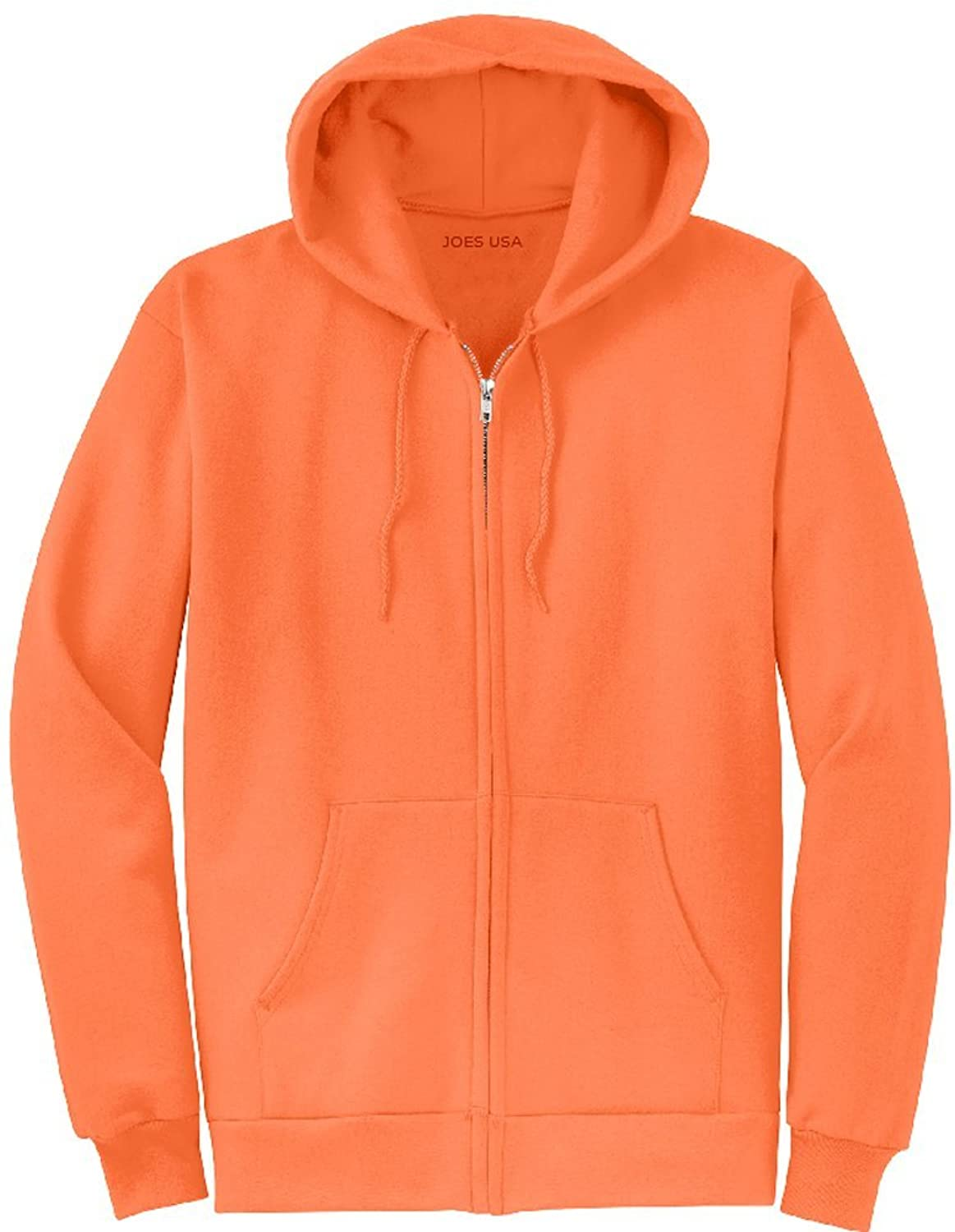 577e3b43 Joe\'s USA Full Zipper Hoodies - Hooded Sweatshirts in 28 Colors. Sizes  S-4XL. The Joe\'s USA Hoodie is a great hoodie can be worn alone or used as  part of ...