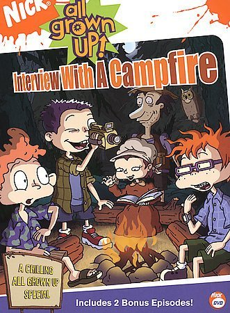 ALL GROWN UP-INTERVIEW WITH A CAMPFIRE (DVD) ALL GROWN UP-INTERVIEW WITH A CAMPFIRE (DVD) (All Grown Up Interview With A Campfire)