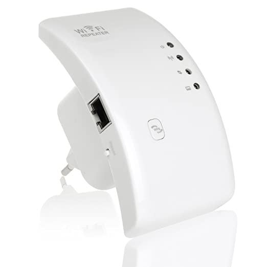 8 opinioni per Mini Router WiFi Repeater WLAN Repeater 2,4GHZ WLAN, WLAN 802.11n/g/b, WPA2,