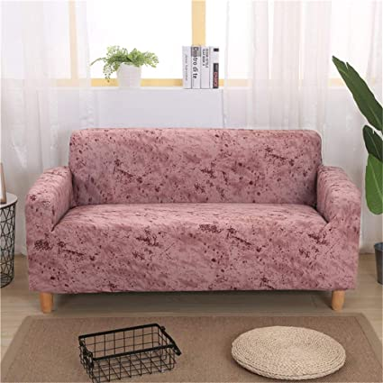 Outstanding Amazon Com Qiao Non Slip Elastic Sofa Cover American Simple Squirreltailoven Fun Painted Chair Ideas Images Squirreltailovenorg