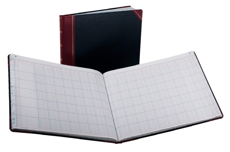 Boorum & Pease Bound Columnar Book, 36-column, 150 Pages, 12-7/8 x 15-1/8 (25-150-36)
