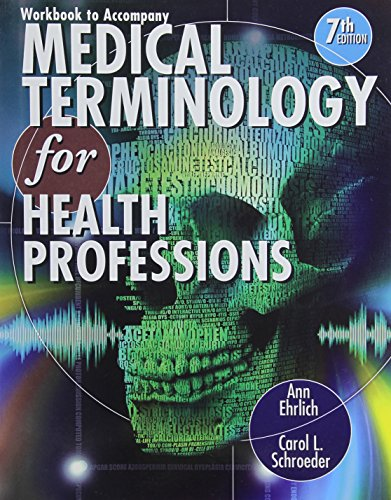 Med.Term.F/Health Prof. Workbook