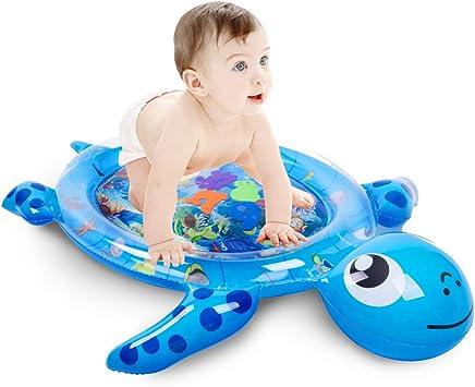 Fanmad Wassermatte Baby Wasserspielmatte Stimulieren Sie das Wachstum Ihres