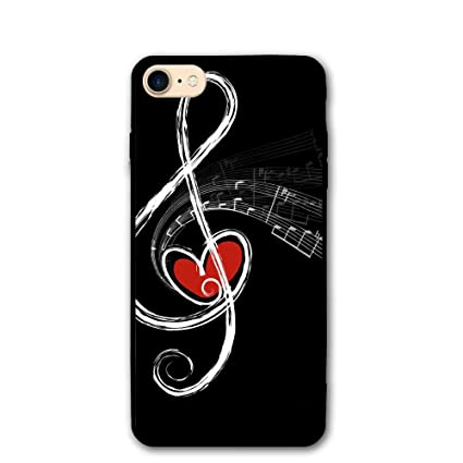 Amazon Music Symbols Love Classic Shell Full Protective Back