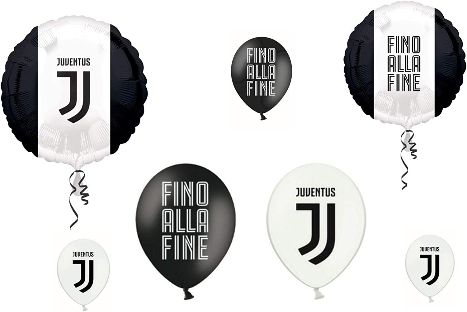 Party Store Web by casa dolce casa Juventus - Balón de Papel ...