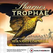 Sharpes Trophäe (Sharpe-Serie 8) Hörbuch von Bernard Cornwell Gesprochen von: Torsten Michaelis