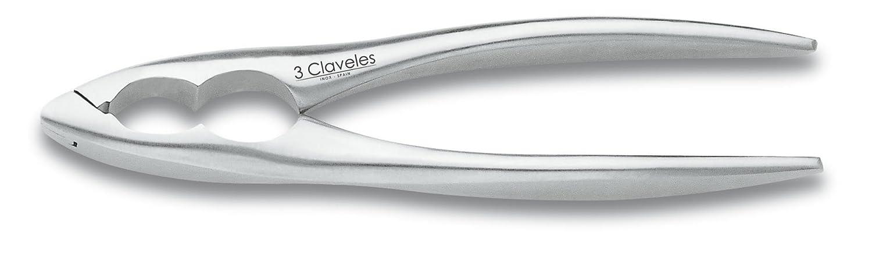 3 Claveles 584 - Cascanueces Profesional Forjado 17 cm