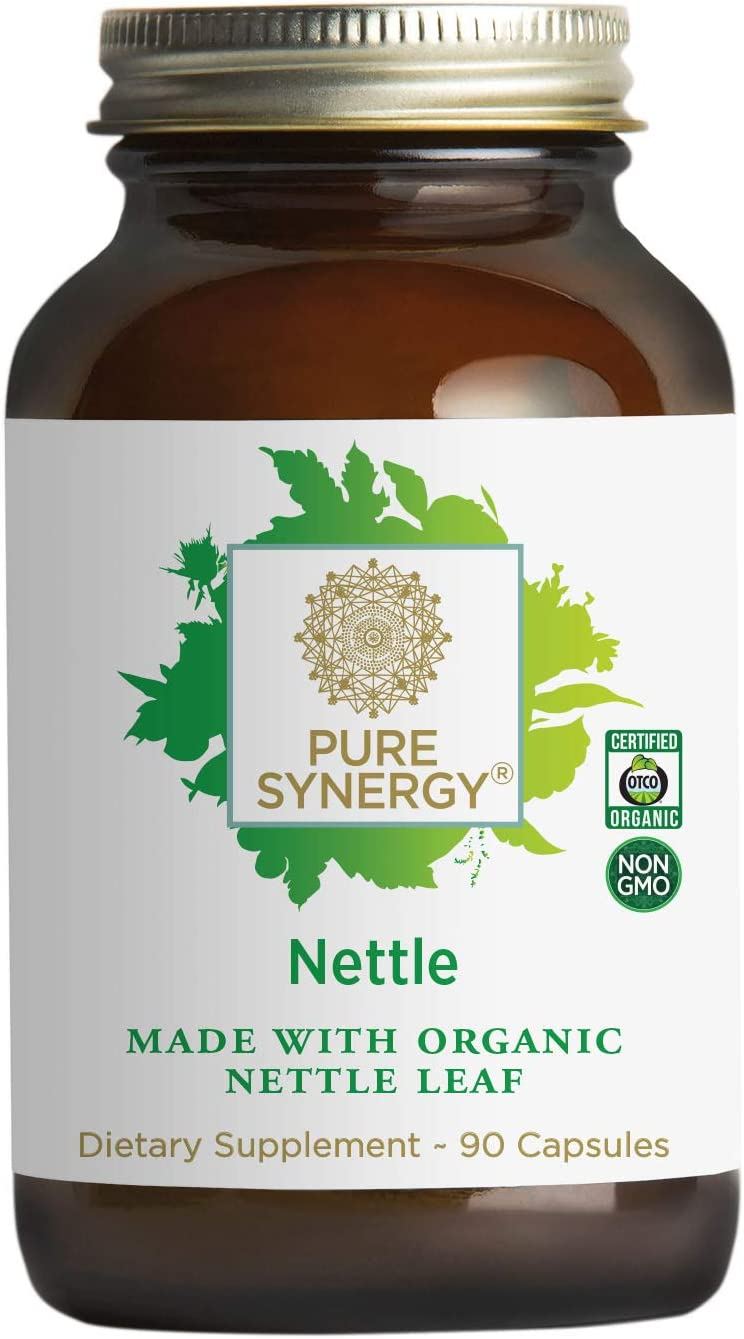 Pure Synergy Freeze-Dried Nettle Leaf (90 Capsules)