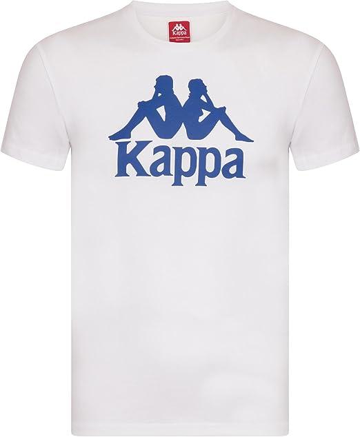 Kappa ESTESSI - Camiseta print - white Kf3NKuQwQ