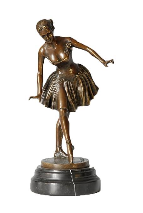 : Toperkin European Bronze Ballet Dancer Beauty