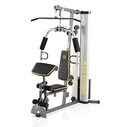 Amazoncom Golds Gym Ggsy29013 Xrs 55 Home Gym System Sports
