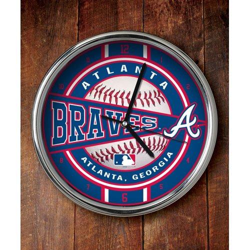 Atlanta Braves Clock - 4