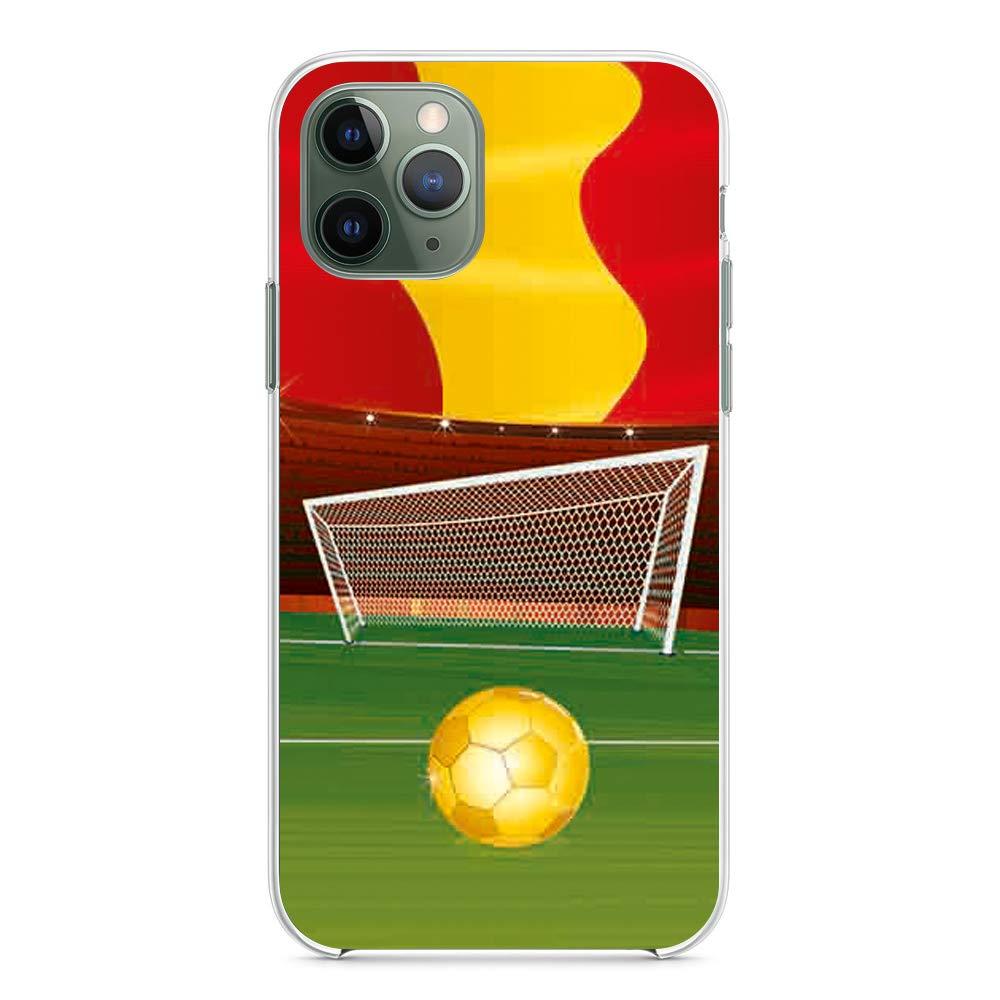 WoowCase Funda, Gel Flexible, para iPhone 11 Pro, Celebración ...
