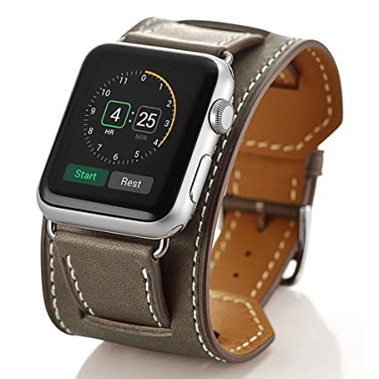 Amazon.com: Valkit para Apple Watch Band – iWatch bandas ...