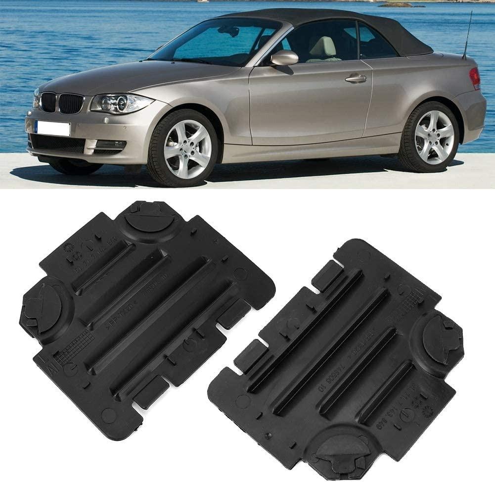 Passenger Vent Access Headlight Cover Fit for E82 E88 E90 E91 M3 325i 330i 328i 51717143849 Gorgeri Fender Liner Vent Cover
