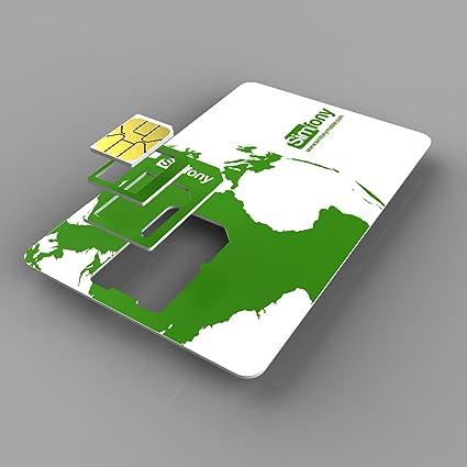 Amazon.com: M2 M Global tarjeta Sim para Internet de las ...